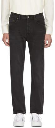 Acne Studios Bla Konst Black River Jeans