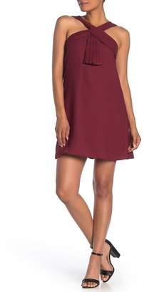 Cynthia Steffe CeCe by Brianna Pleated Shift Dress