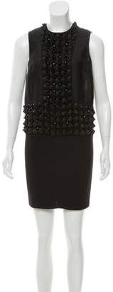 Alessandro Dell'Acqua Sleeveless Embellished Dress