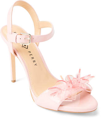 Katy Perry Rose Kelsi Embellished Patent Sandals