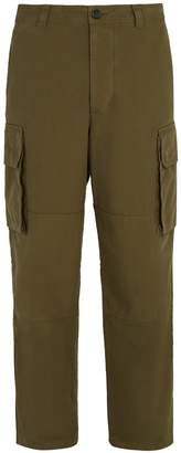 Ami Straight-leg cargo trousers