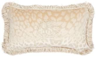 Roberto Cavalli Home Monogram Cushion (30cm x 50cm)