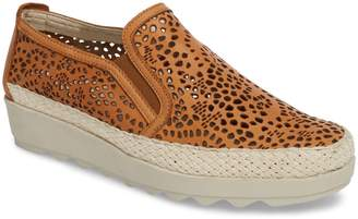 The Flexx Call Me Perforated Slip-On Sneaker