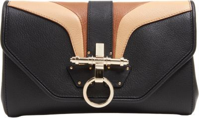 Givenchy Tricolor Obsedia Clutch