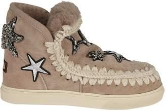 Mou Embellished Eskimo Sneakers