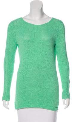 Rachel Zoe Knit Long Sleeve Top