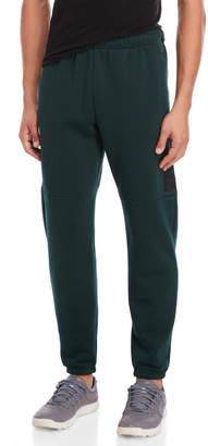 adidas Green Essential Fleece Sweatpants