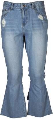 Sjyp Kick Flare Jeans