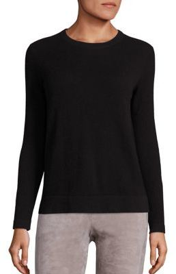 Polo Ralph Lauren Cashmere Jersey Sweater $298 thestylecure.com