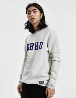 Neighborhood Logic Crewneck Sweatshirt