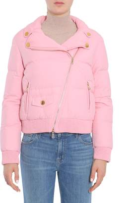 Moschino Quilted Down Jacket