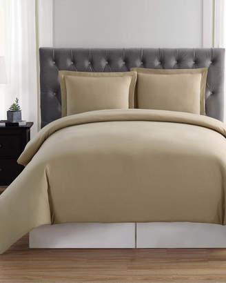 Truly Soft Everyday Khaki Duvet Set