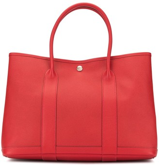 Hermes Pre-Owned Garden Party tote