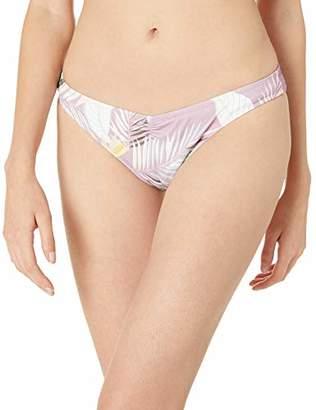 Volcom Junior's Women's Don't Leaf Vbottom Bikini Bottom,Extra Small