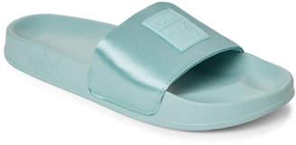 Puma Aquafier Leadcat Satin Slide Sandals
