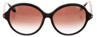 Tom Ford Milena Round Sunglasses