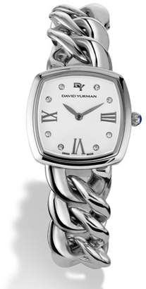 David Yurman Albion 27mm Quartz with Diamonds