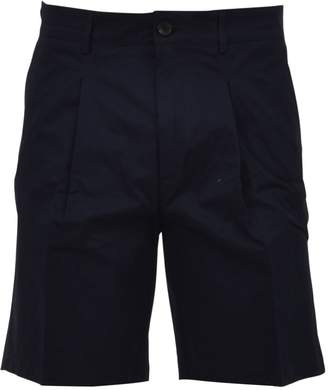 Department 5 Blue Chino Short Pants