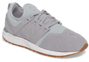 Women's New Balance Sport Style 247 Sneaker $79.95 thestylecure.com