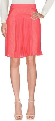 Class Roberto Cavalli Knee length skirts - Item 35355474WM