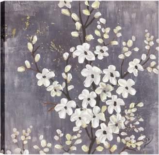 Artmaison Canada White Blossoms III Wall Art
