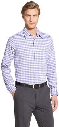 Van Heusen Men's Flex Collar Regular-Fit Stretch Dress Shirt