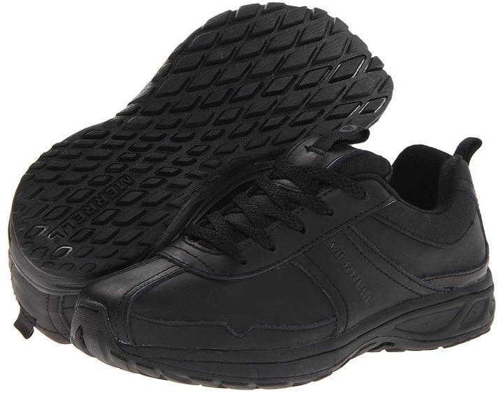 Merrell Orbiteer (Toddler/Little Kid/Big Kid) (Black) - Footwear