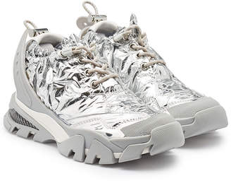Calvin Klein Caramene Leather Sneakers
