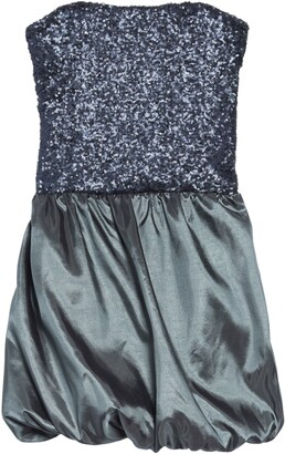 Stella M'Lia Sequin Bubble Dress