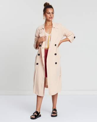 Sass Missing In Action Soft Trench