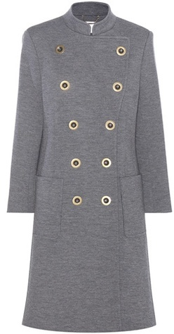 Chloé  Chloé Double-breasted Wool Coat