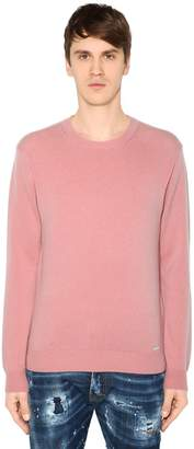 DSQUARED2 Wool & Cashmere Blend Knit Sweater