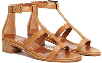 Aquatalia Risa Waterproof Leather Sandal