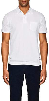 Sunspel Men's Riviera Cotton Polo Shirt