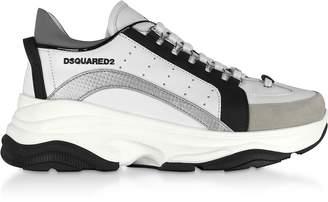 DSQUARED2 Gommato Leather Men's Sneakers