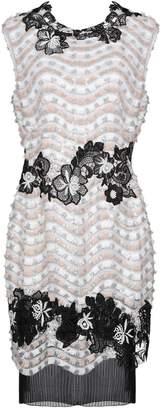 Talbot Runhof Short dresses