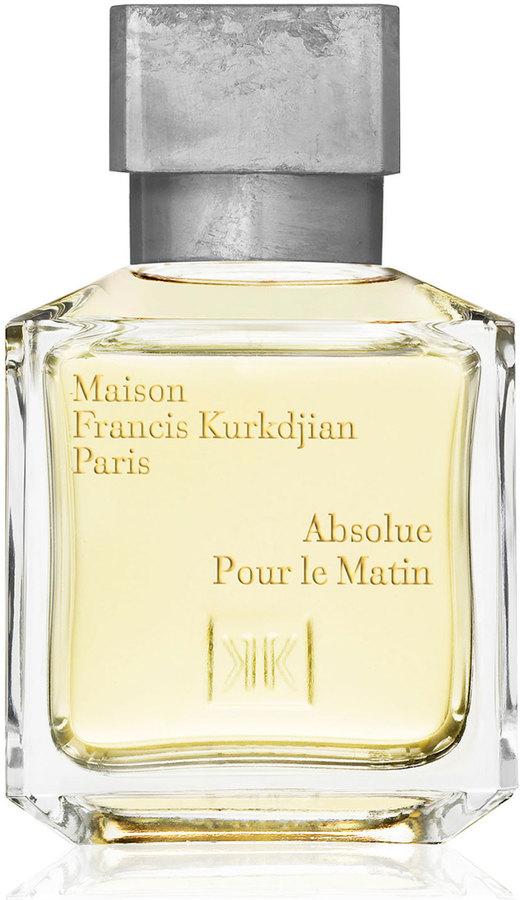 Francis Kurkdjian Absolue Pour le Matin, 2.4 oz.