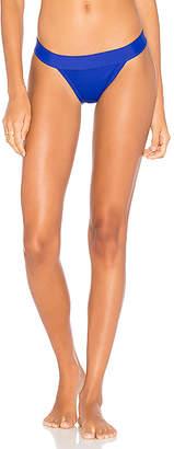 Norma Kamali Banded Bikini Bottom