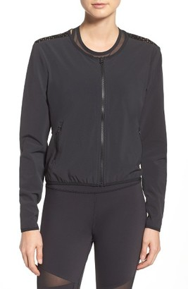 Women's Reebok Faves Jacket $95 thestylecure.com