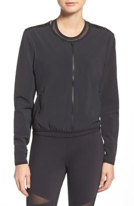 Women's Reebok Faves Jacket $95 thestylecure.com