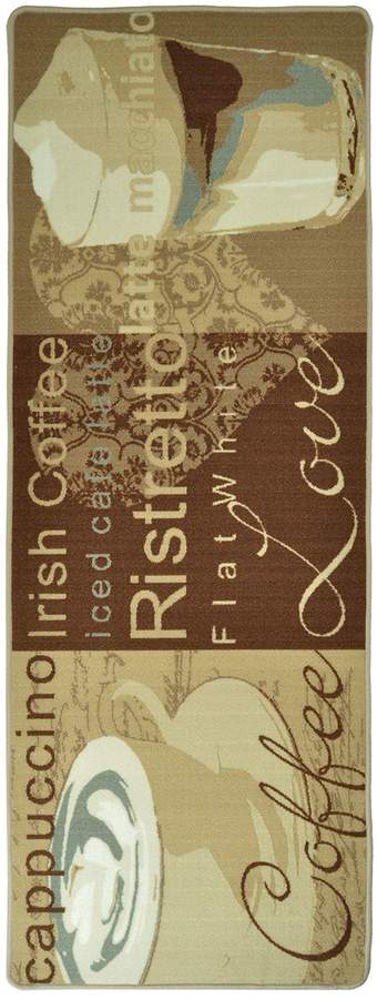 Hanse Home Collection Läufer Coffee Love