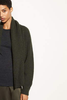 Vince Oversized Shawl Cardigan
