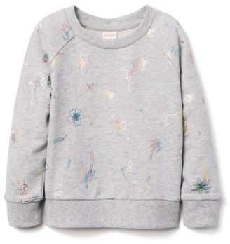 Gymboree Rainbow Surf Sweatshirt