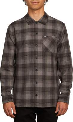 Volcom Flanders Long Sleeve Flannel Shirt