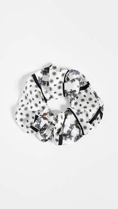 Ganni Blakey Silk Scrunchie