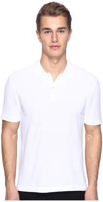 ATM Anthony Thomas Melillo Classic Pique Polo Men's Short Sleeve Pullover