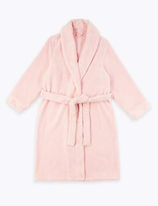 Marks and Spencer Cotton Towelling Bath Robe Gown (1-16 Years)