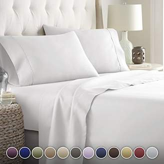 +Hotel by K-bros&Co Hotel Luxury Bed Sheets Set- 1800 Series Platinum Collection-Deep Pocket
