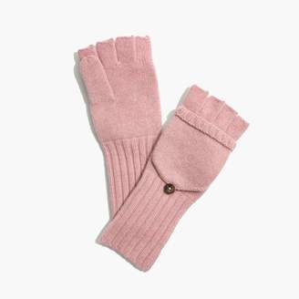Madewell Convertible Ribbed Gloves