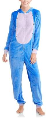 Disney Eeyore Women's and Women's Plus Union Suit